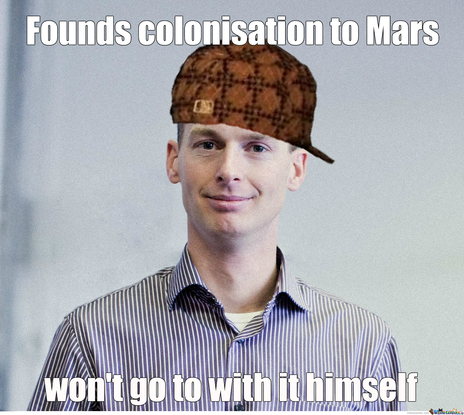 Scumbag Bas Lansdorp, Putting Trust In His Project...