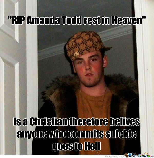 Scumbag Christans On Facebook