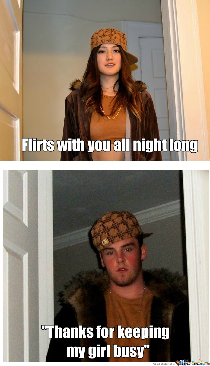 Scumbag Couple