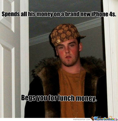 Scumbag Friend