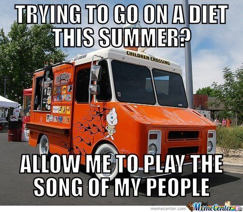 Scumbag Icecream Truck