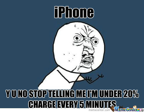 Scumbag Iphone