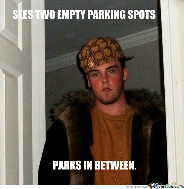 Scumbag Parking