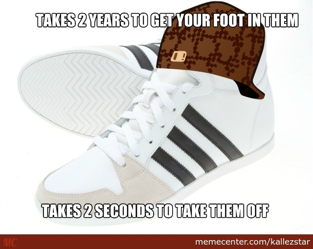 Scumbag Shoes