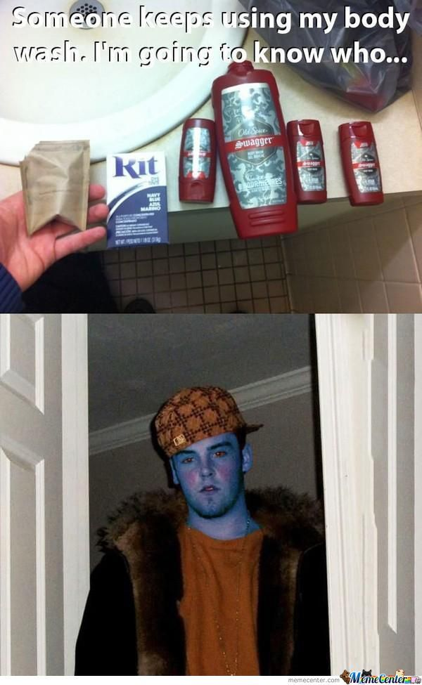 Scumbag Steve Found Out