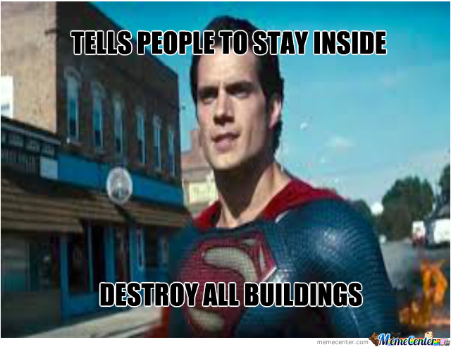Scumbag Superman