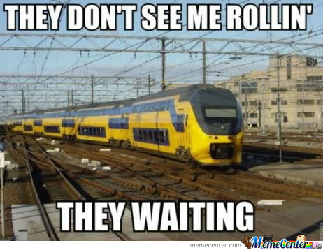 Scumbag Train