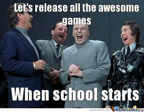 Scumbag Video Game Industry