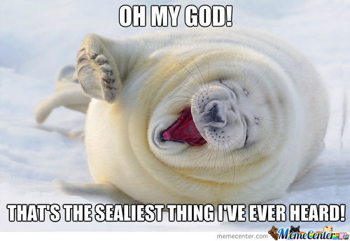 Seal Of Humour