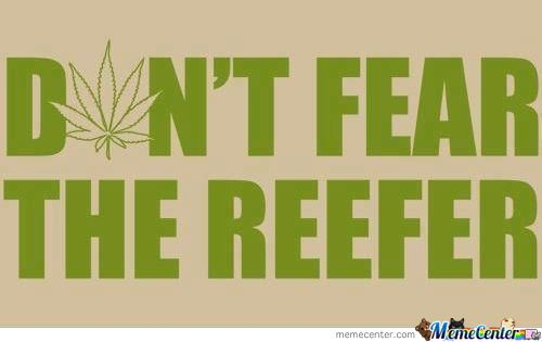 Seasons Don't Fear The Reefer