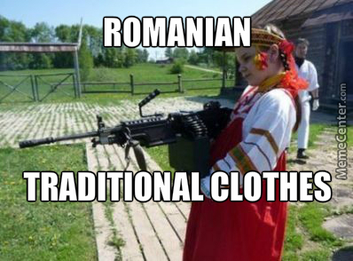 second romanian meme traditional_o_3997369 second romanian meme traditional by wons meme center