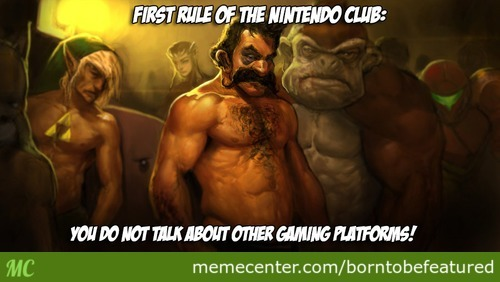 Second Rule Of The Club: You Do Not Talk About The Wii U's Sales