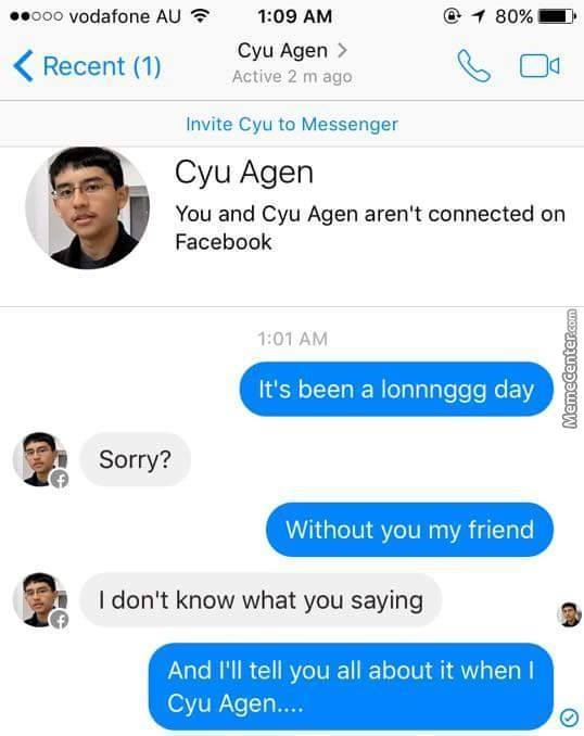 Funny Meme Page Names : See you again by rekt meme center