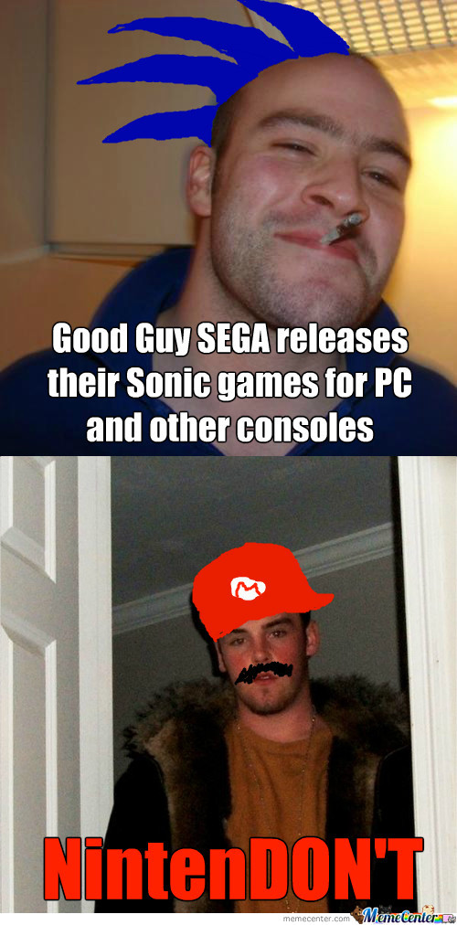 sega does what nintendon amp 039 t_o_1543001 sega does what nintendon't by freakyfriedo meme center