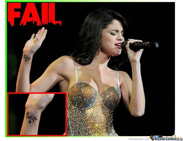 Selena,now All People Hate You by cristian.cod.3 - Meme Center