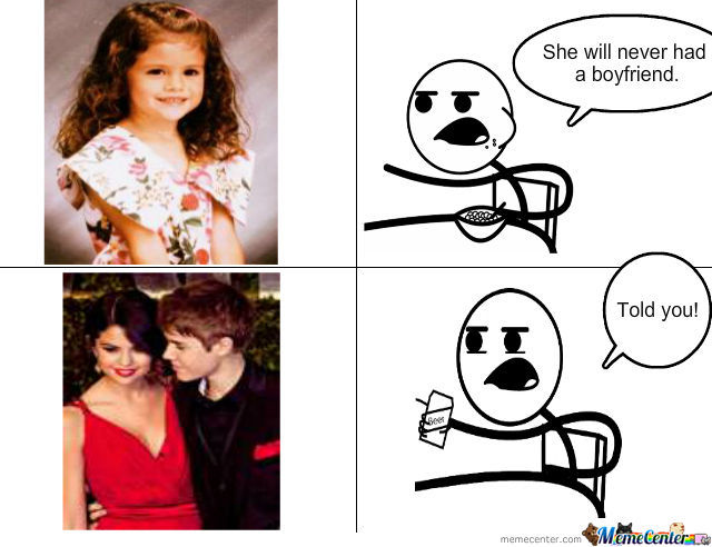 Selena's Biggest Mistake.