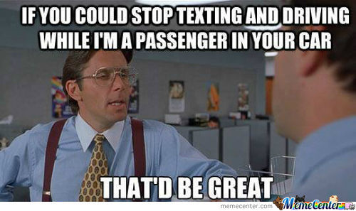Seriously Drivers These Days