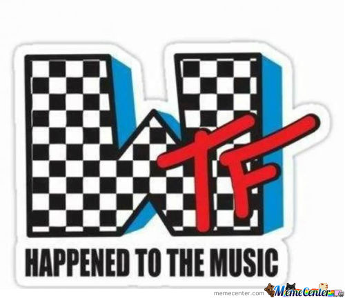 Seriously, What Happend With Mtv?