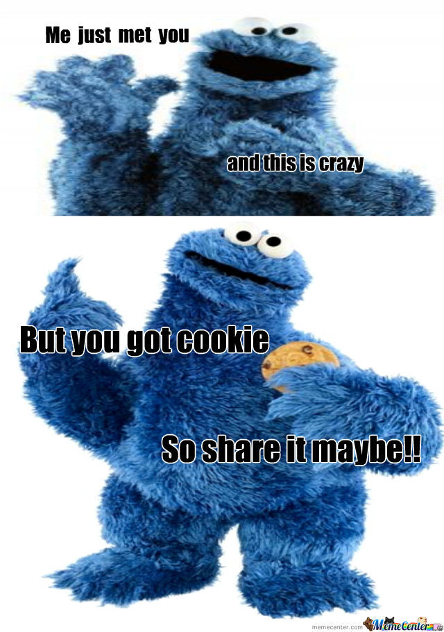 Music Video Parody: Share It Maybe - Sesame Street video