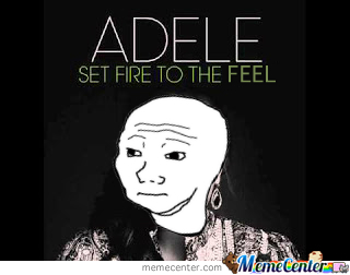 Set Fire To The Feel - Adele