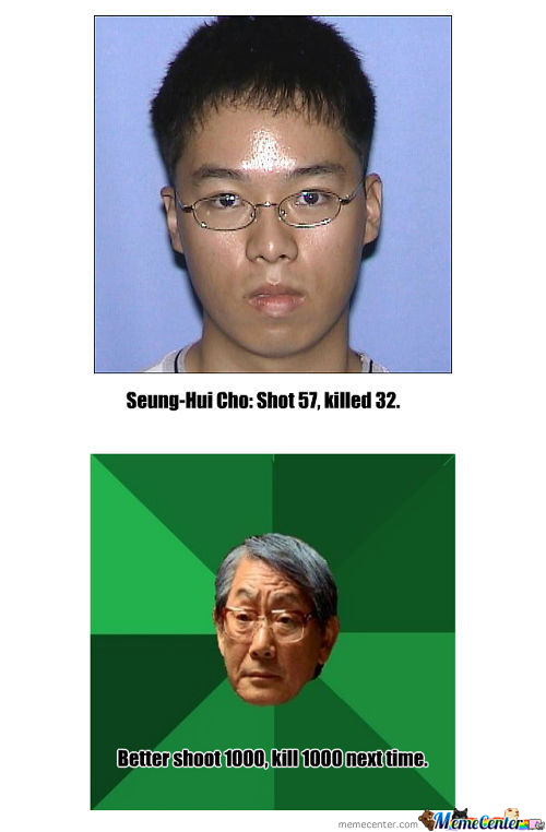 seung hui cho writings Cho seung-hui apparently mailed the materials between the two attacks at virginia tech that killed 33 people.