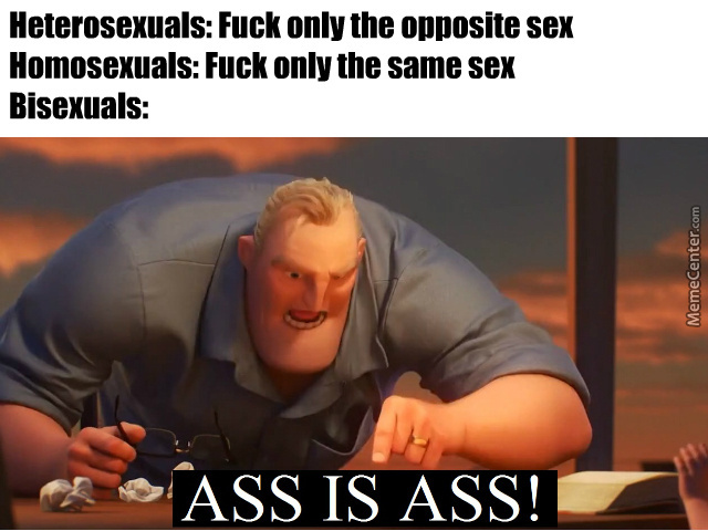 Sexuality In A Nutshell