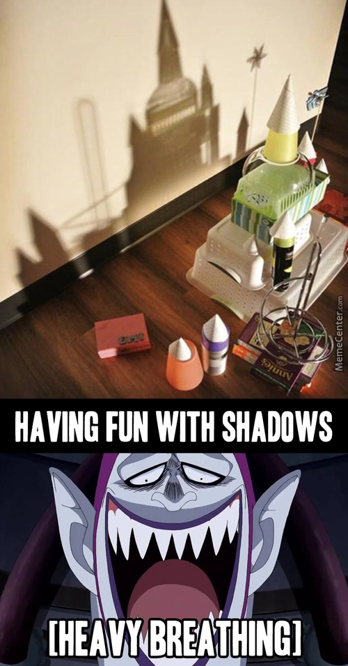 Shadow Manipulation For The Win!