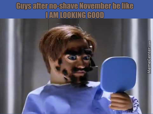 Shave It Off, Boys