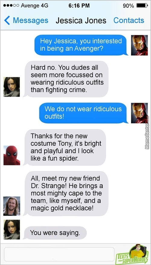 She Has A Point - Captain America's Original Outfit Was A Costume For Stage Shows
