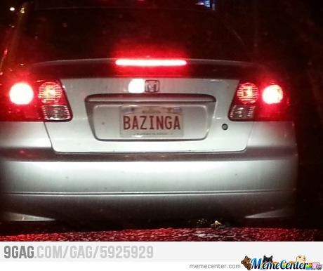 Sheldon? Is That You? You Finally Know How To Drive!