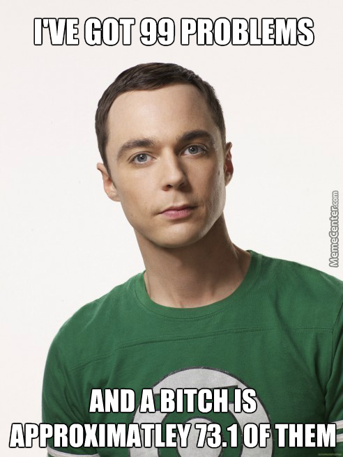 Sheldon On Valentines Day