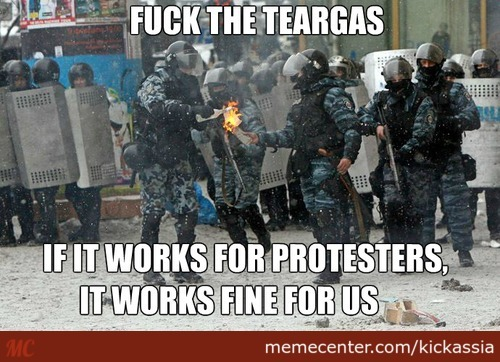 Shit's Been Getting Real In Kiev