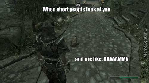 Short People Tho