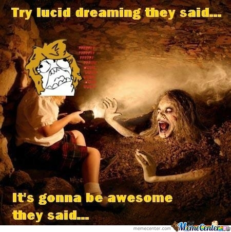 Should I Lucid Dream?
