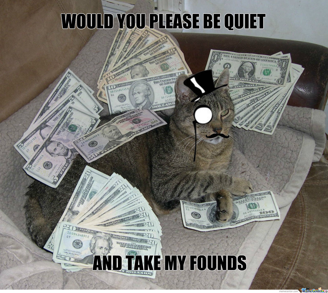 Shut Up And Take My Meows