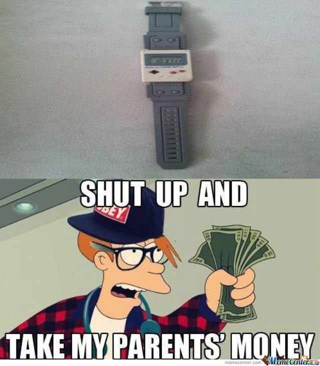 Shut Up And Take My Money By Dennis.vankruger