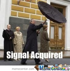 Signal Acquired