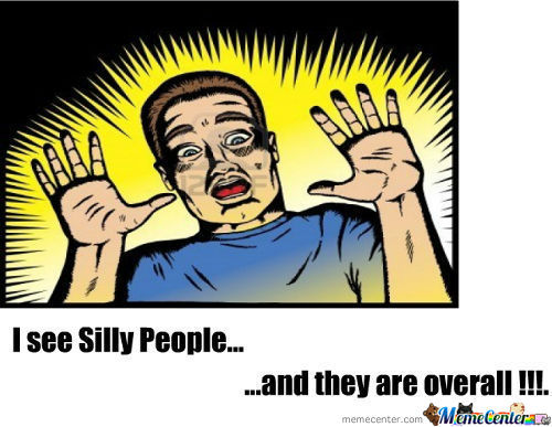 Silly People