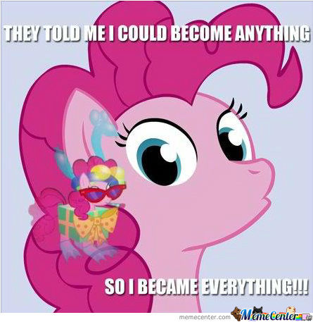 Silly Pinkie