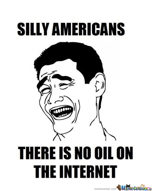 Silly Us Government
