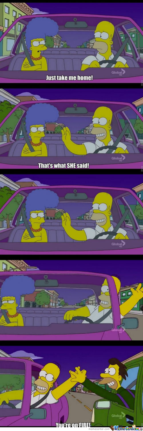 Simpsons, Always So Much Win.