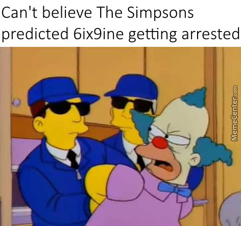 Simpsons Did It