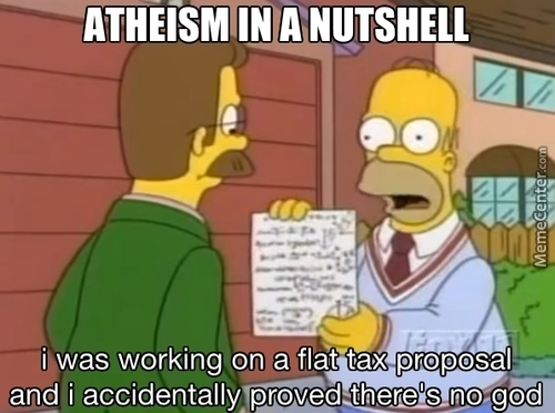 Simpsons, Starting Religious Sh*tstorms Before It Was Cool