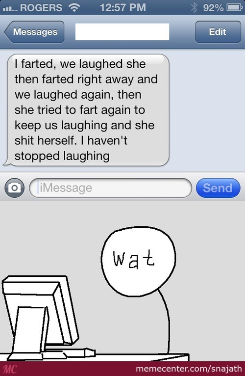 Since When Was Farting Socially Acceptable Anyway?