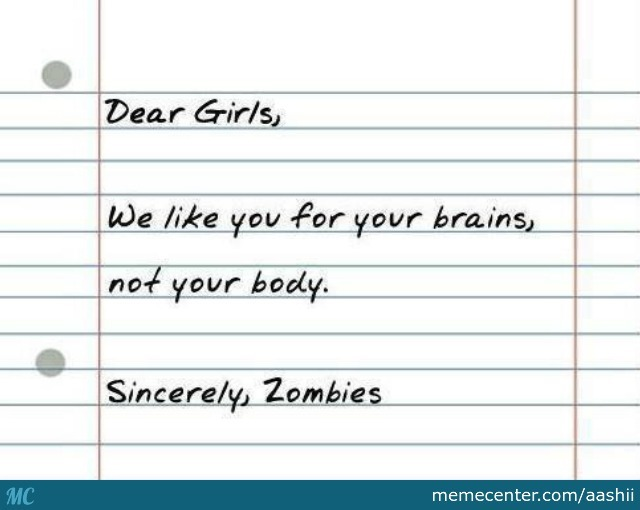 Sincerely Zombies