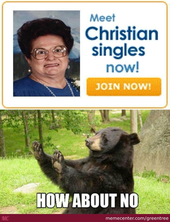 Christian dating tangeld meme
