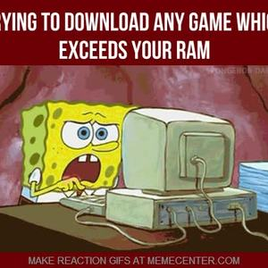 sir can i have some more ram by superzlolz meme center