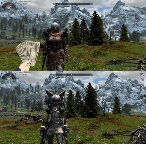 Skyrim Lolification