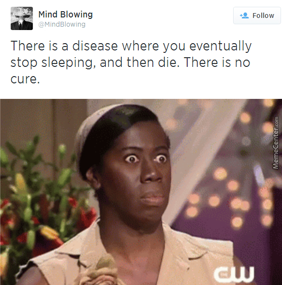 Sleeping Is The Best Thing In My Life And Death Is The Worst