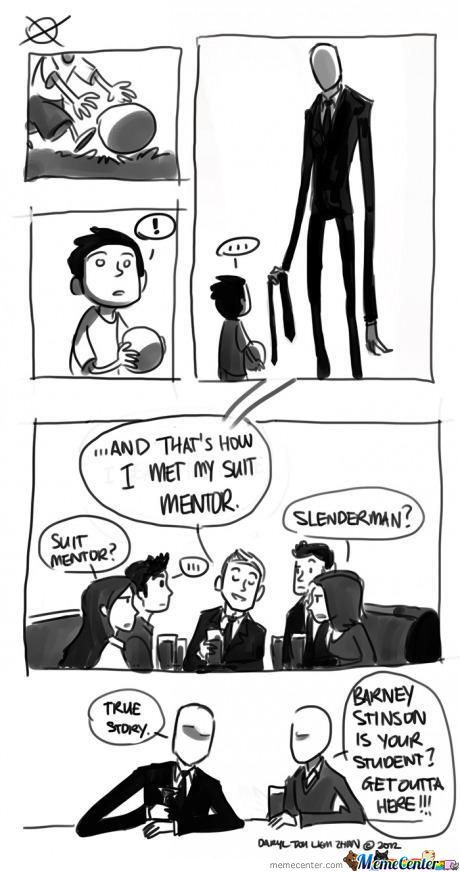 slender man_o_670602 slender man by bloodluzt1212 meme center